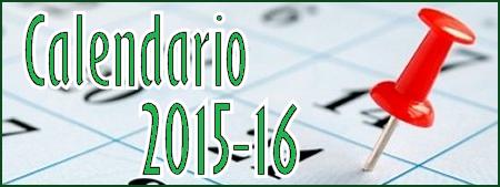 Calendario Escolar 2015-2016 #AP#3#CP#