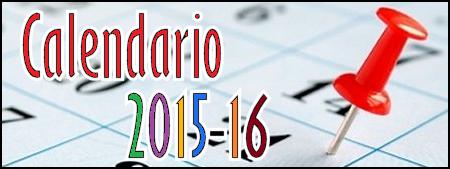 Calendario Escolar 2015-2016 #AP#4#CP#